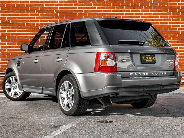2006 Land Rover Range Rover Sport HSE Burbank, CA 7