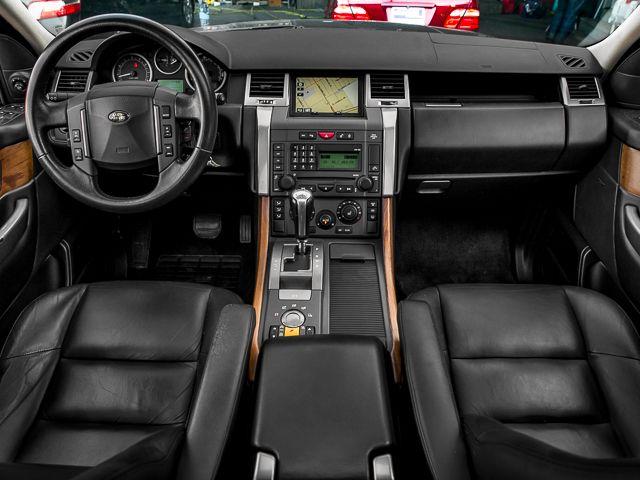 2006 Land Rover Range Rover Sport HSE Burbank, CA 8