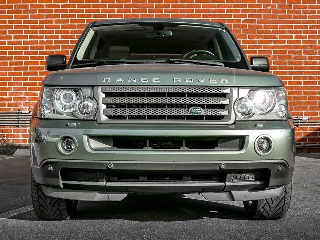 2006 Land Rover Range Rover Sport HSE Burbank, CA 2