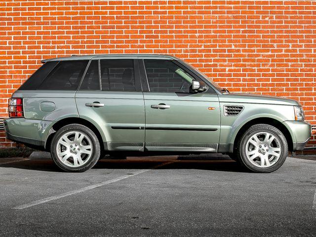 2006 Land Rover Range Rover Sport HSE Burbank, CA 4