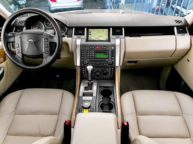 2006 Land Rover Range Rover Sport HSE Burbank, CA 9
