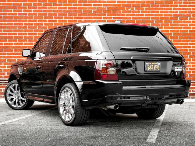 2006 Land Rover Range Rover Sport SC Burbank, CA 7