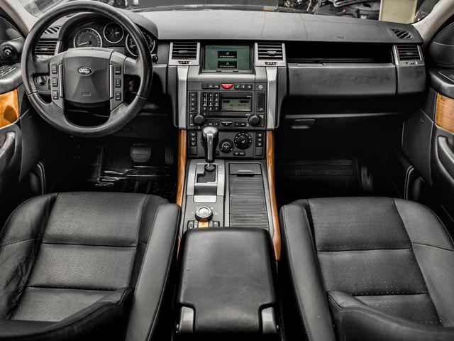 2006 Land Rover Range Rover Sport SC Burbank, CA 8