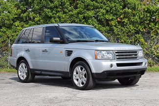 2006 Land Rover Range Rover Sport HSE Hollywood, Florida 13