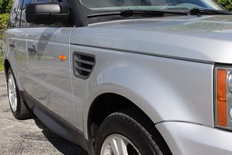 2006 Land Rover Range Rover Sport HSE Hollywood, Florida 2