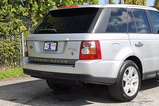 2006 Land Rover Range Rover Sport HSE Hollywood, Florida 41