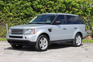 2006 Land Rover Range Rover Sport HSE Hollywood, Florida 26