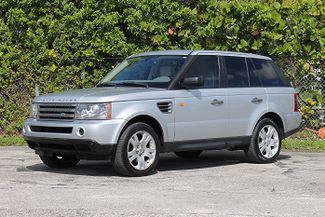 2006 Land Rover Range Rover Sport HSE Hollywood, Florida 10