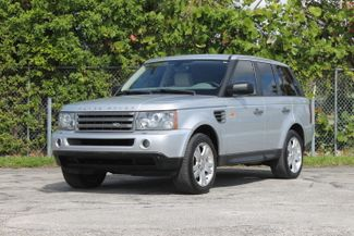 2006 Land Rover Range Rover Sport HSE Hollywood, Florida 52
