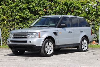 2006 Land Rover Range Rover Sport HSE Hollywood, Florida 36