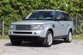 2006 Land Rover Range Rover Sport HSE Hollywood, Florida 14