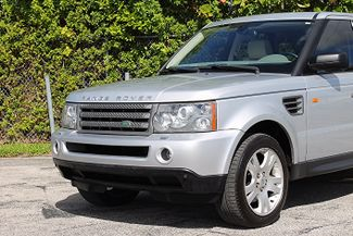 2006 Land Rover Range Rover Sport HSE Hollywood, Florida 37