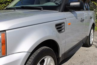 2006 Land Rover Range Rover Sport HSE Hollywood, Florida 11