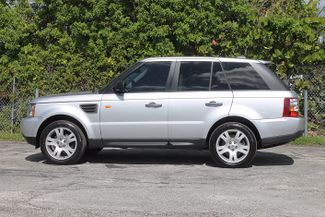 2006 Land Rover Range Rover Sport HSE Hollywood, Florida 9