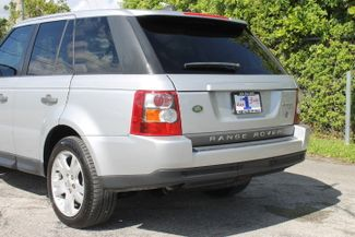 2006 Land Rover Range Rover Sport HSE Hollywood, Florida 42