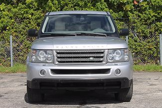 2006 Land Rover Range Rover Sport HSE Hollywood, Florida 12