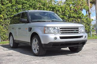 2006 Land Rover Range Rover Sport HSE Hollywood, Florida 35