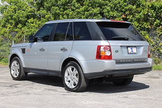 2006 Land Rover Range Rover Sport HSE Hollywood, Florida 7