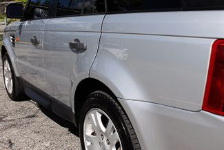 2006 Land Rover Range Rover Sport HSE Hollywood, Florida 8