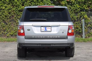 2006 Land Rover Range Rover Sport HSE Hollywood, Florida 6