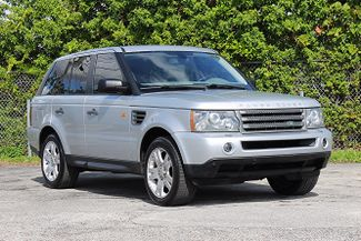 2006 Land Rover Range Rover Sport HSE Hollywood, Florida 1