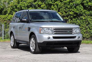 2006 Land Rover Range Rover Sport HSE Hollywood, Florida 25