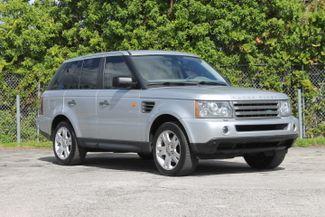2006 Land Rover Range Rover Sport HSE Hollywood, Florida 65