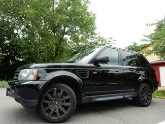 2006 Land Rover Range Rover Sport SUPERCHARGE 4X4 Leesburg, Virginia
