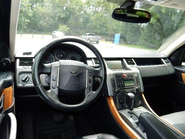 2006 Land Rover Range Rover Sport SUPERCHARGE 4X4 Leesburg, Virginia 18