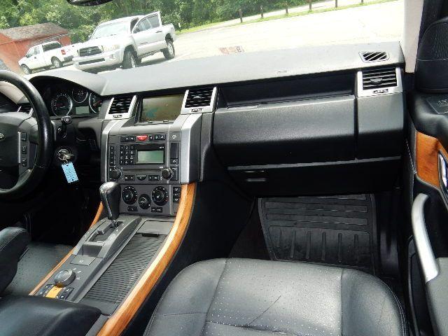 2006 Land Rover Range Rover Sport SUPERCHARGE 4X4 Leesburg, Virginia 16