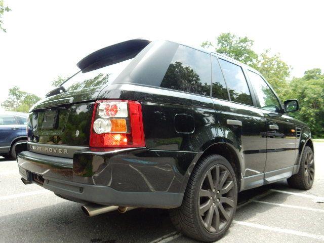 2006 Land Rover Range Rover Sport SUPERCHARGE 4X4 Leesburg, Virginia 3