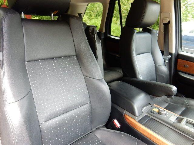 2006 Land Rover Range Rover Sport SUPERCHARGE 4X4 Leesburg, Virginia 10