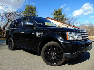 2006 Land Rover Range Rover Sport Supercharged Leesburg, Virginia