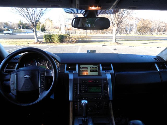 2006 Land Rover Range Rover Sport Supercharged Leesburg, Virginia 9