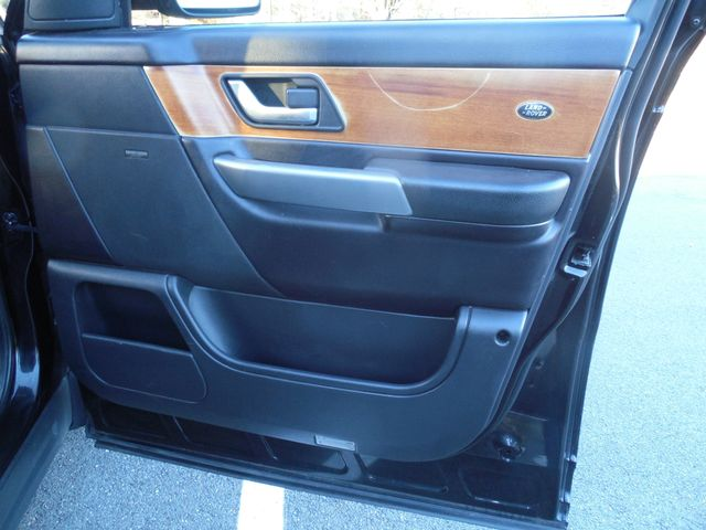 2006 Land Rover Range Rover Sport Supercharged Leesburg, Virginia 24