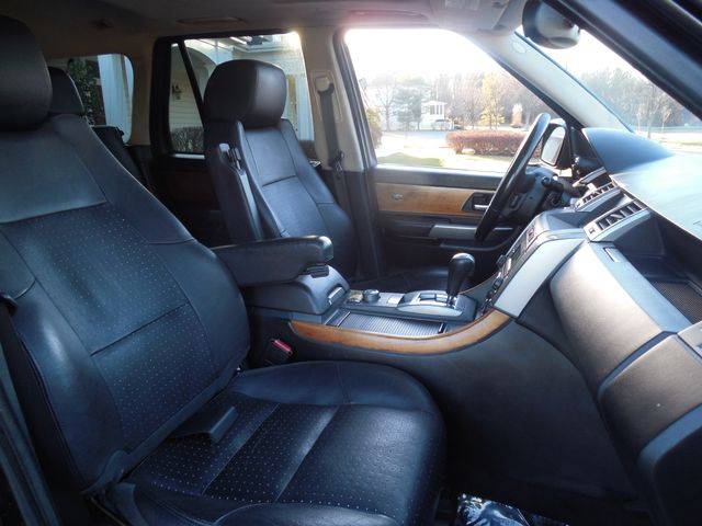 2006 Land Rover Range Rover Sport Supercharged Leesburg, Virginia 11