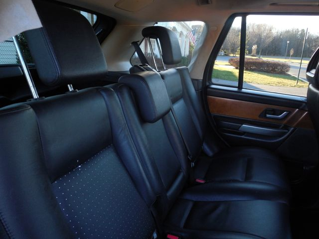 2006 Land Rover Range Rover Sport Supercharged Leesburg, Virginia 30