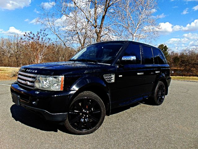2006 Land Rover Range Rover Sport Supercharged Leesburg, Virginia 1