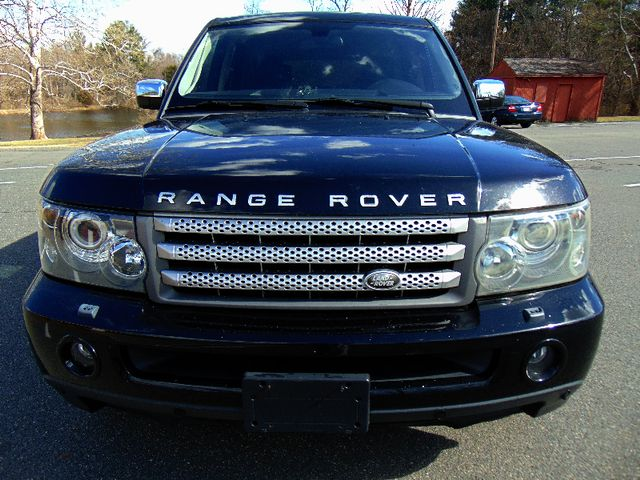 2006 Land Rover Range Rover Sport Supercharged Leesburg, Virginia 6