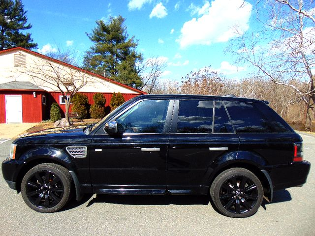 2006 Land Rover Range Rover Sport Supercharged Leesburg, Virginia 4