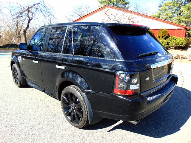 2006 Land Rover Range Rover Sport Supercharged Leesburg, Virginia 3