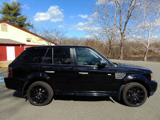 2006 Land Rover Range Rover Sport Supercharged Leesburg, Virginia 5