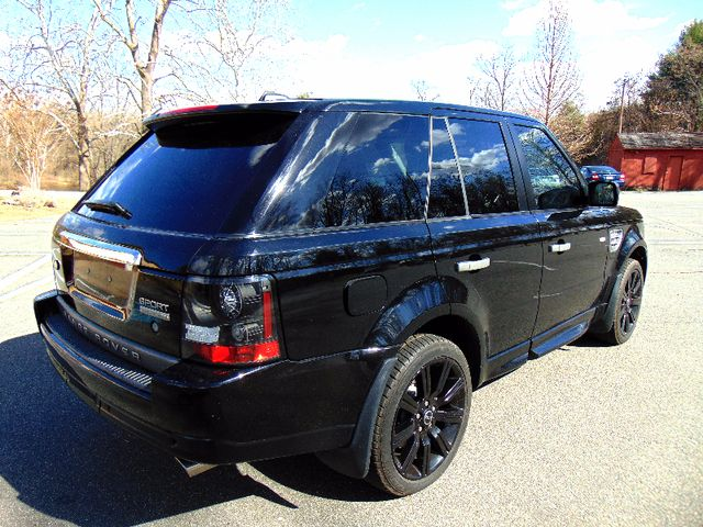 2006 Land Rover Range Rover Sport Supercharged Leesburg, Virginia 2