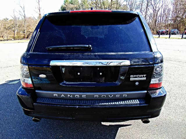 2006 Land Rover Range Rover Sport Supercharged Leesburg, Virginia 7