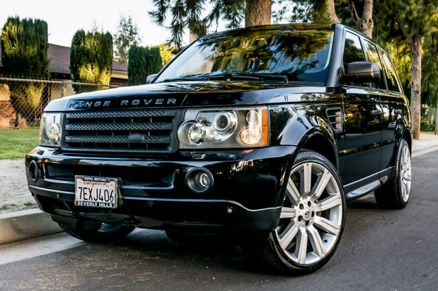 2006 Land Rover Range Rover Sport SC Reseda, CA 39