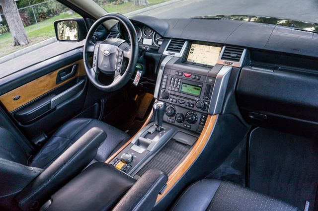 2006 Land Rover Range Rover Sport SC Reseda, CA 32