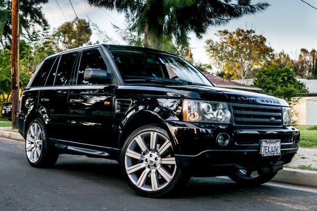 2006 Land Rover Range Rover Sport SC Reseda, CA 3