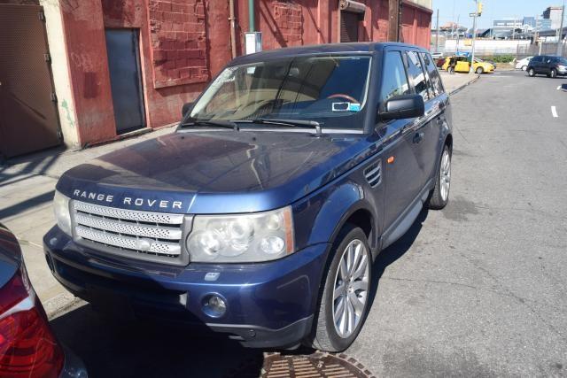 2006 Land Rover Range Rover Sport SC Richmond Hill, New York 0
