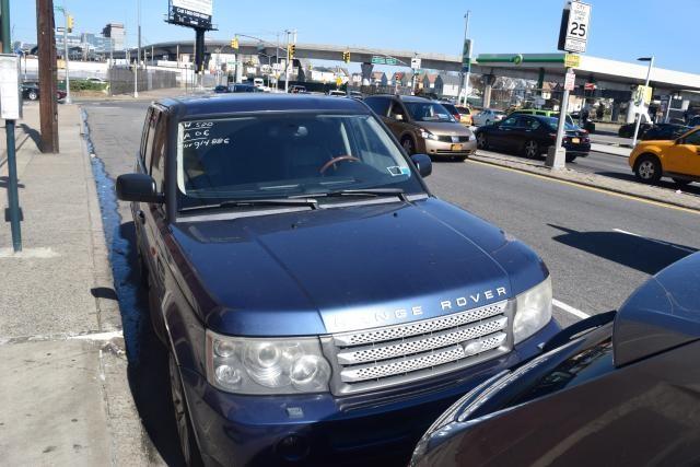 2006 Land Rover Range Rover Sport SC Richmond Hill, New York 2