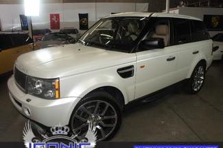 2006 Land Rover Range Rover Sport HSE | Tempe, AZ | ICONIC MOTORCARS, Inc. in Tempe AZ